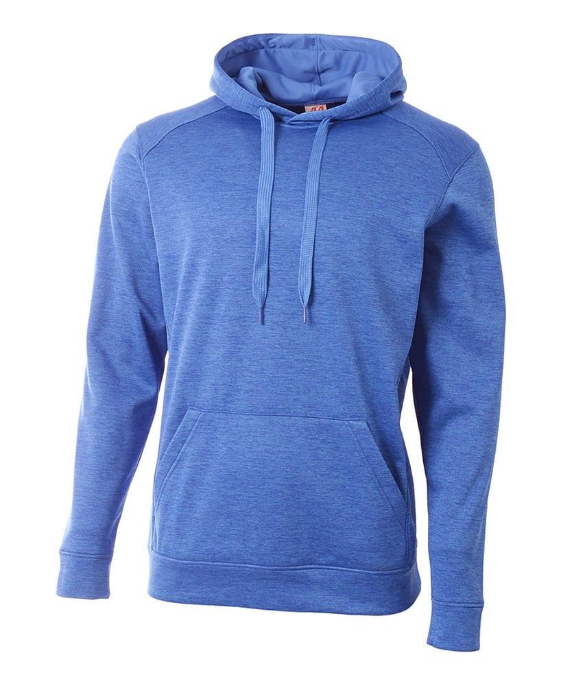 A4 A4N4103 - Adult Inspire Fleece Hoodie