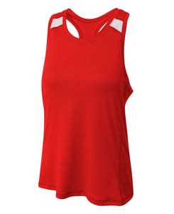 A4 A4NW2014 - Womens The Bolt Singlet