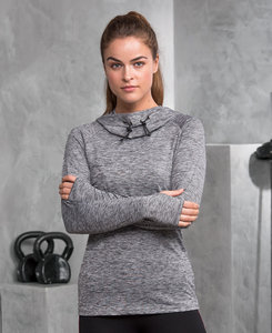 AWDis JCA038 - Just Cool by Ladies Cowl Neck Top