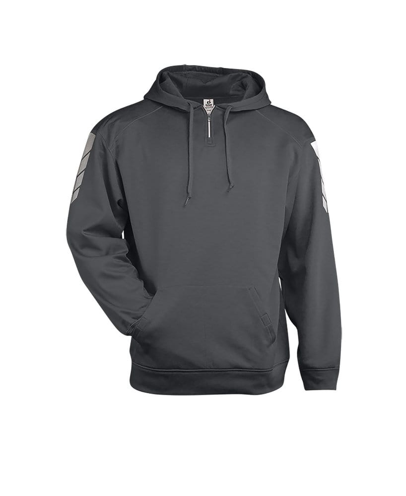 Badger BG1428 - Adult Metallic Hood