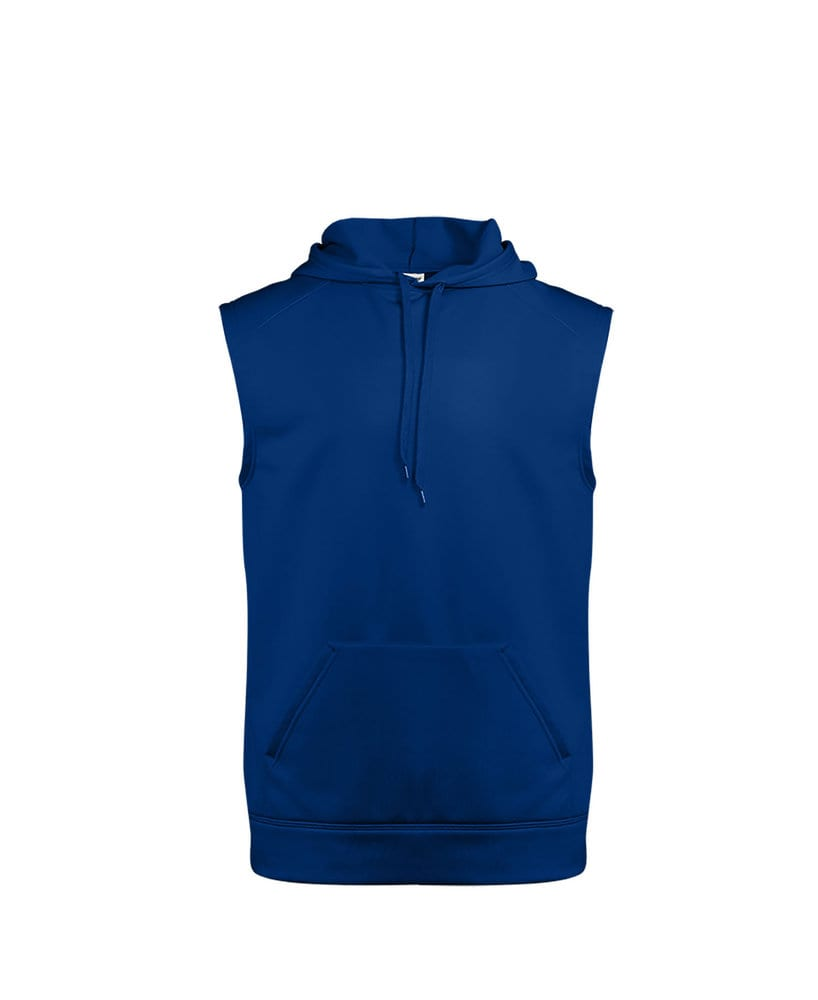 Badger BG1430 - Adult Performance Fleece Sleeveless Hood
