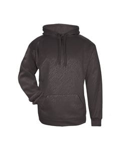 Badger BG2431 - Youth Line Embossed Hood