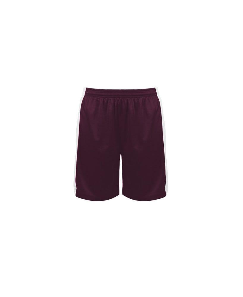 Badger BG6149 - Women's Court Reversible Short