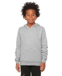 BELLA+CANVAS B3719Y - Youth Sponge Fleece Pullover Hood