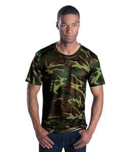 Code Five LA3983 - Mens Performance Tee