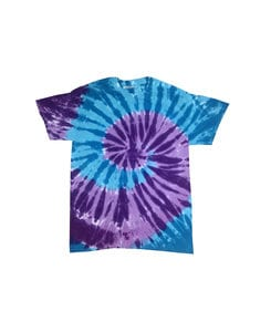 Colortone T1180Y - Youth Tie Dye Island Collection