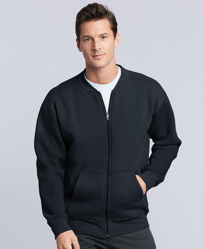 Gildan GHF700 - Buzo de lana con cierre para adultos