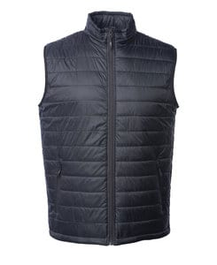 Independent Trading Co. EXP120PFV - Mens Hyper-Loft Puffy Vest