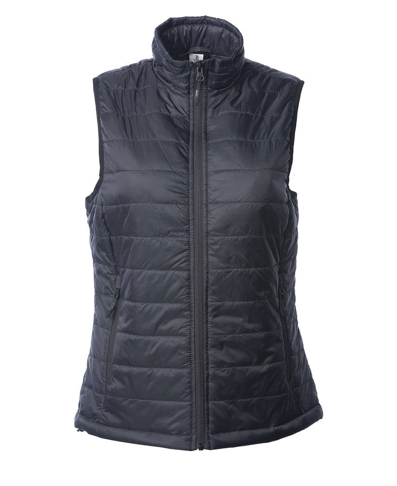 Independent Trading Co. EXP220PFV - Women's Hyper-Loft Puffy Vest