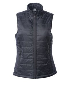 Independent Trading Co. EXP220PFV - Womens Hyper-Loft Puffy Vest