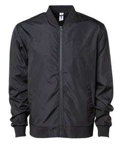 Independent Trading Co. EXP52BMR - Mens Lightweight Bomber Jacket