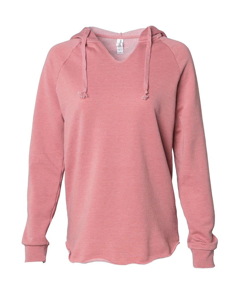 Independent Trading Co. PRM2500 - Women's Lightweight California Wave Wash Hood