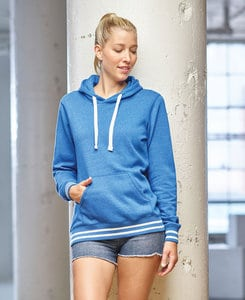 J. America JA8651 - Ladies Relay Hood Fleece