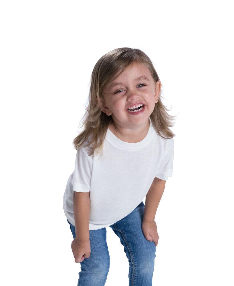 LAT LA1310 - LAT Sublivie Toddler Sublimation Polyester Tee