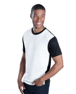 LAT LA1902 - LAT Sublivie Mens Blackout Sublimation Tee