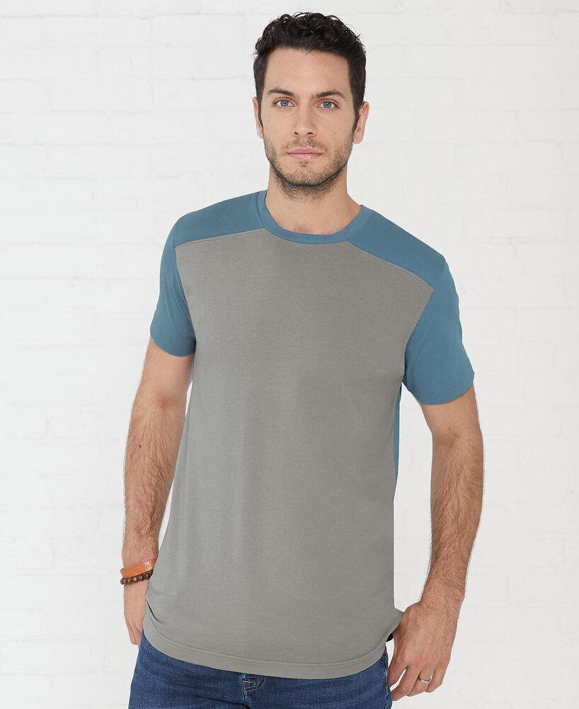 LAT LA6911 - LAT Men's Forward Shoulder Fine Jersey Tee