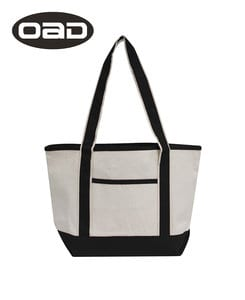 Liberty Bags OAD102 - OAD Promotional Heavyweight Medium Boat Tote
