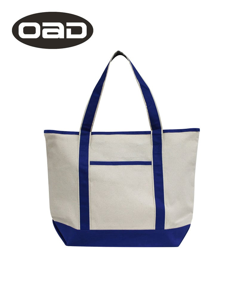 Liberty Bags OAD103 - OAD Promotional Heavyweight Large Boater Tote