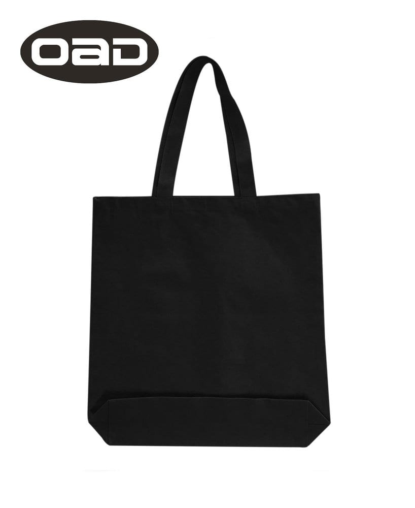 Liberty Bags OAD106 - OAD Medium 12 oz Gusseted Tote