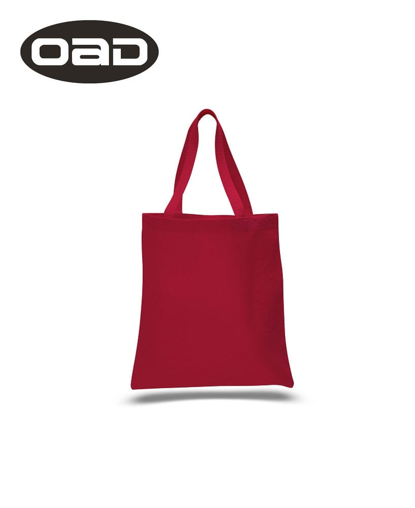 Liberty Bags OAD113 - OAD 12 oz Tote Bag