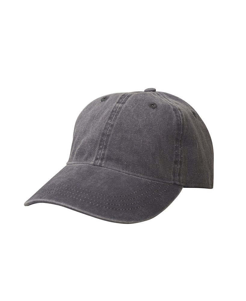Ouray Sportswear 51004 - Ouray Canyon Pigment Dyed Washed Twill Cap