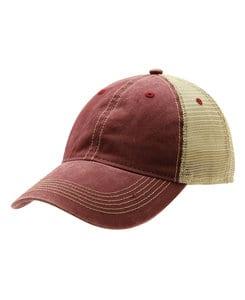Ouray Sportswear 51286 - Gorra de malla vintage de algodón