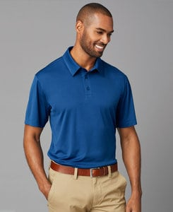 Prim + Preux PP2004 - PRIM + PREUX Adult Energy Embossed Polo