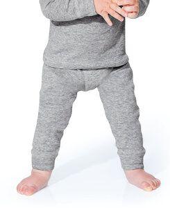 Rabbit Skins LA102Z - Infant Baby Rib Pajama Pant
