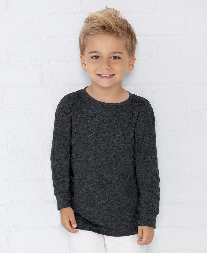 Rabbit Skins LA3302 - Toddler Long Sleeve Fine Jersey Tee