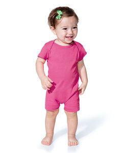 Rabbit Skins LA4486 - Infant Premium Jersey T-Romper