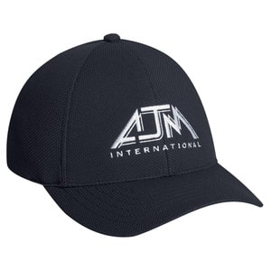 AJM 1A260 - Polyester Closed Mesh 6 Panel Constructed Contour (Adjust-A-Fit)