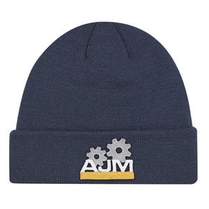 AJM 1J530M - Acrylique / Molleton de Micro Polyester Tuque à rebord