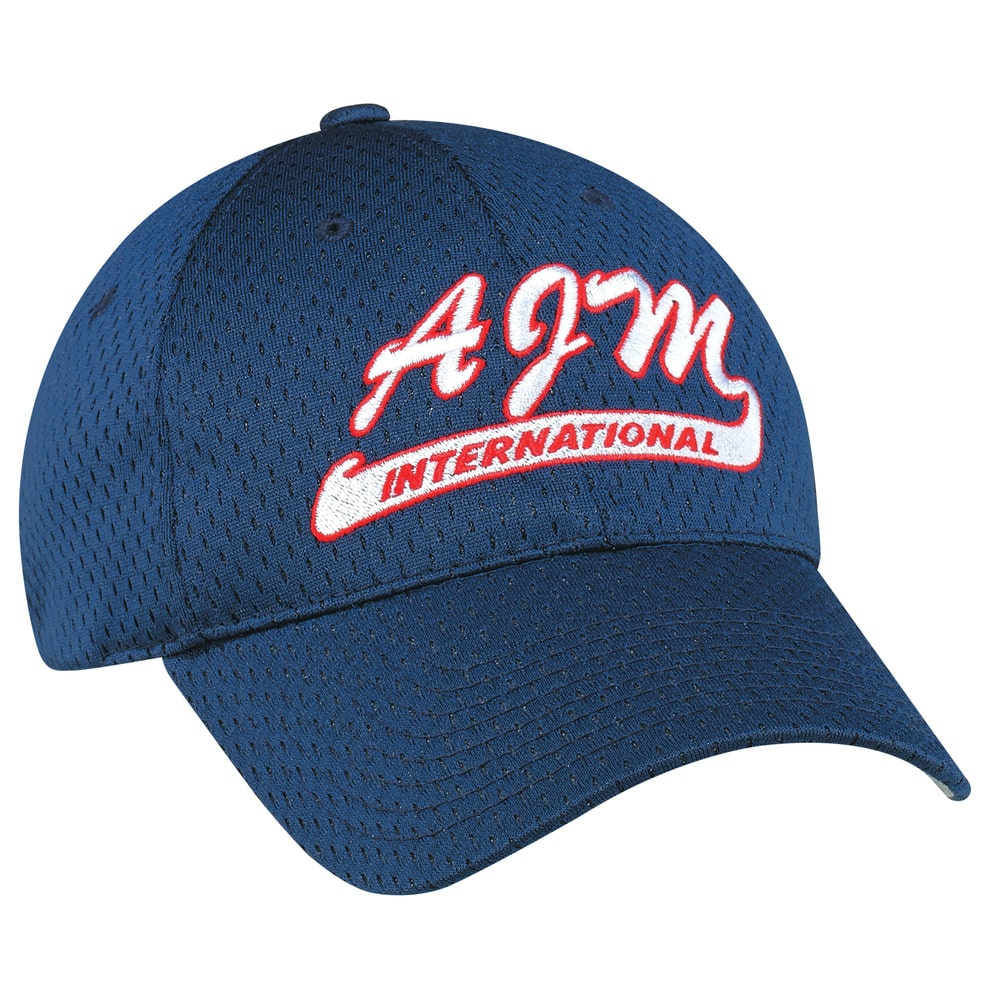 AJM 5B630M - Jersey Mesh 6 Panel Constructed Full-Fit
