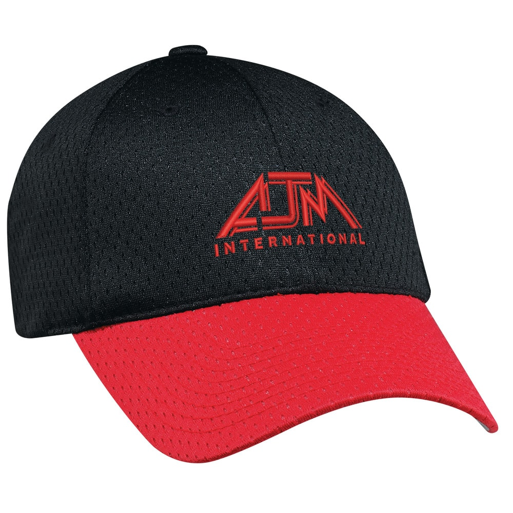 AJM 5B638M - Jersey Mesh 6 Panel Constructed Full-Fit