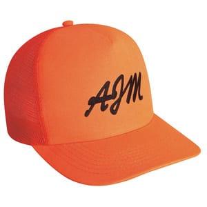AJM 8100M - Polyester / Filet en Nylon 5 Panneaux Traditionnel (Filet Arrière)