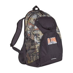 AJM B9051 - OILFIELD® CAMOUFLAGE BACKPACK PVC Coated 600D Polyester Canvas / 420D Polyester Canvas