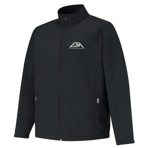 AJM JM1211 - Manteaux Coquille Performance Tous Les Jours Pour Hommes 100% Polyester, Coquille souple faite de 3 couches contrecollées