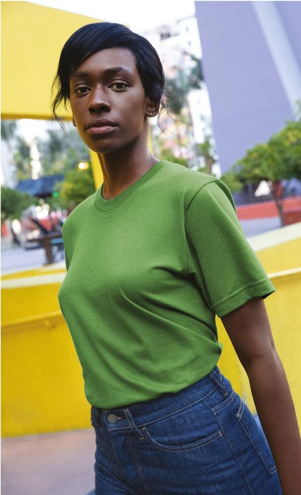 American Apparel AM2001ORG - T-shirt Manches Courtes ORGANIC Unisexe