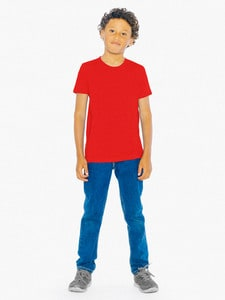 American Apparel AM2201 - T-shirt Fine Jersey For Youth