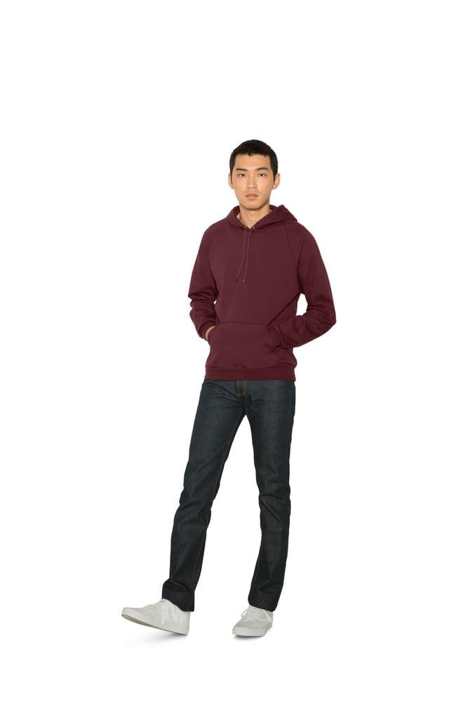 American Apparel AM5495 - Sweater Hooded California Fleece