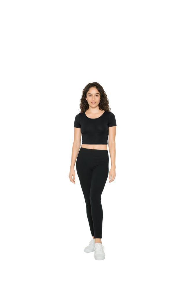 American Apparel AM8380 - T-shirt Crop Top Femme