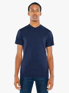 American Apparel AMBB401 - T-shirt Pol/Cot SS For Him