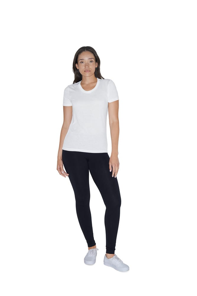 American Apparel AMPL301 - T-shirt Crewneck Sublimation For Her