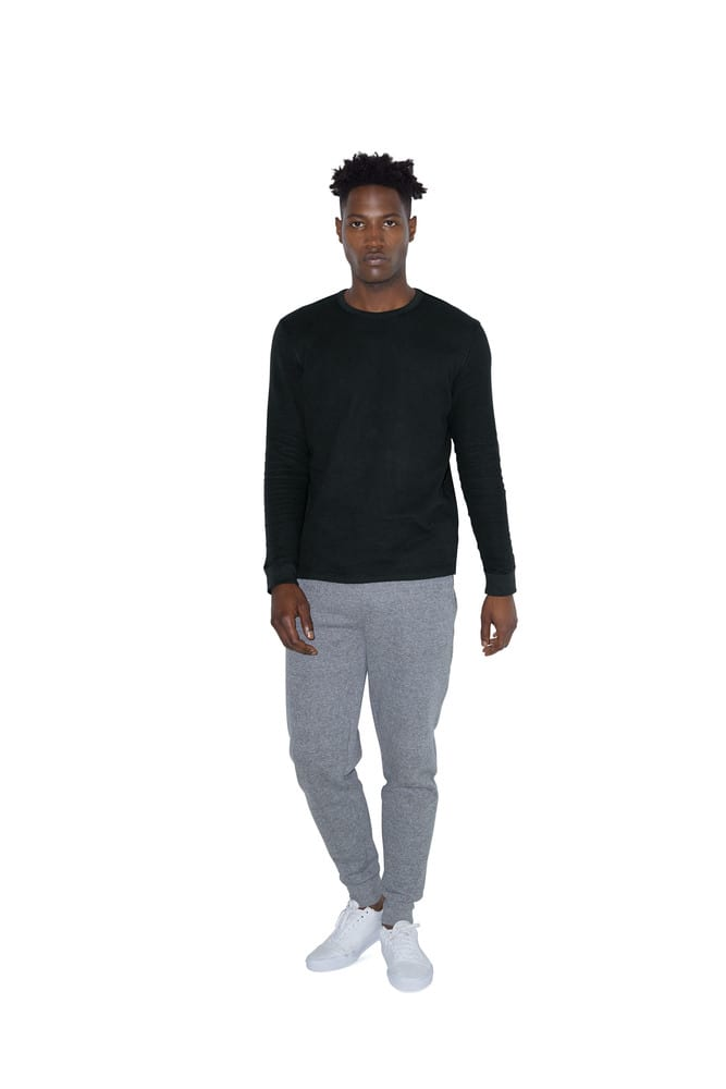 American Apparel AMT407 - T-shirt Thermal LS Unisex