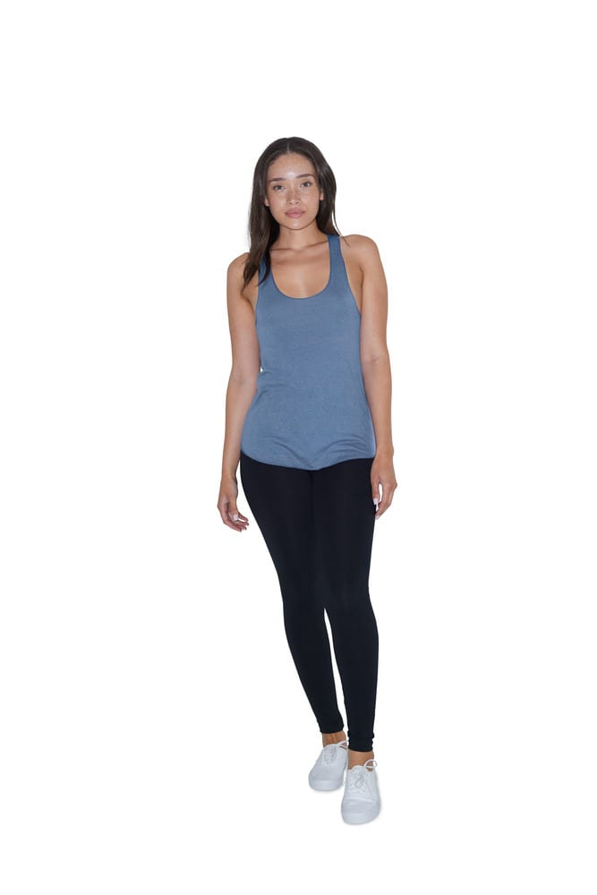 American Apparel AMTR308 - Tanktop Racerback Tri-Blend For Her