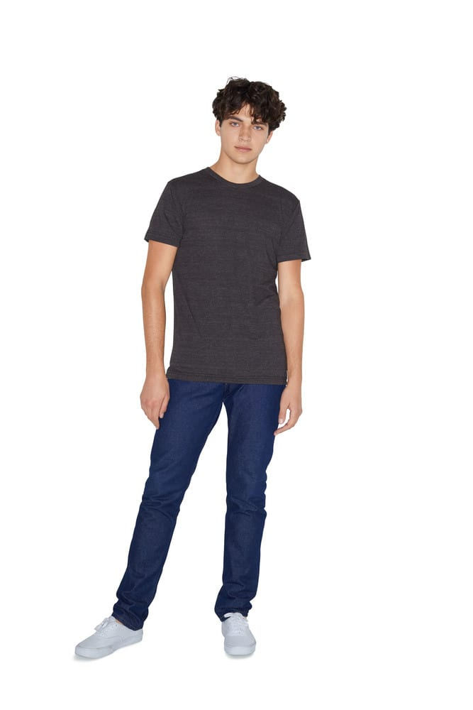 American Apparel AMTR401 - T-shirt Col Rond Homme