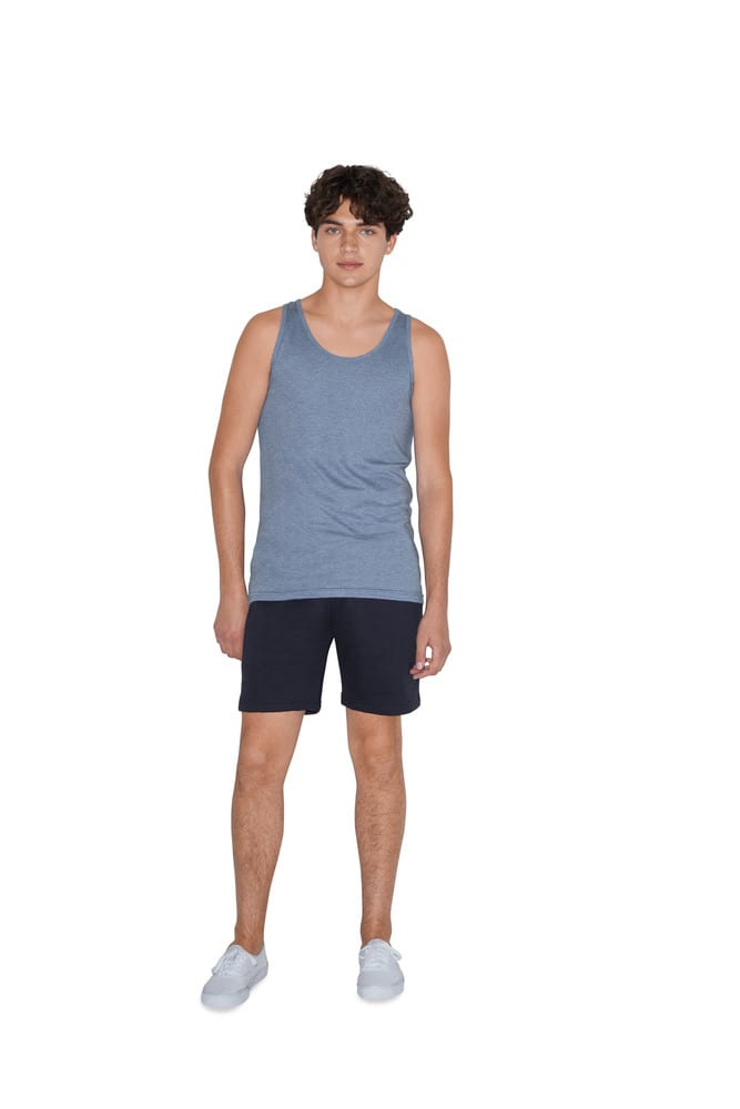 American Apparel AMTR408 - Tanktop Tri-Blend For Him