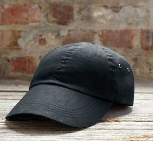 Anvil ANV156 - Cappellino Solid Low-Profile Twill