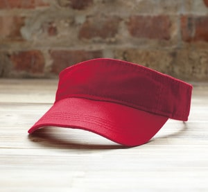 Anvil ANV158 - Solid Low-Profile Twill Visor