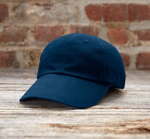 Anvil ANV176 - Solid Low-Profile Brushed Twill Cap